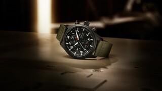 «Top Gun»: Ένα ρολόι με έμπνευση τη Σχολή Μαχητικών Όπλων του Ναυτικού των ΗΠΑ