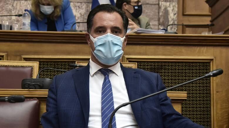 Πολιτική θύελλα για τις δηλώσεις Γεωργιάδη σχετικά με το δεύτερο κύμα