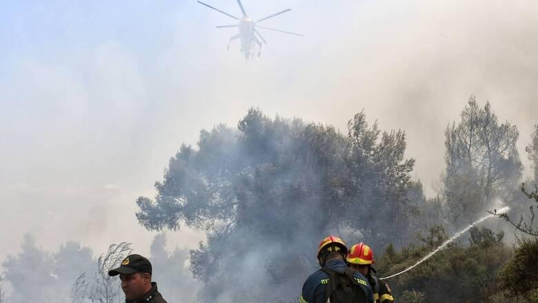 Φωτιά στο Πικέρμι