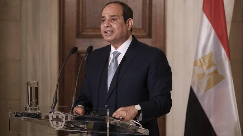 Αλ Σίσι: Ελλάδα και Αίγυπτος θα αντιμετωπίσουν από κοινού όσους απειλούν την ειρήνη