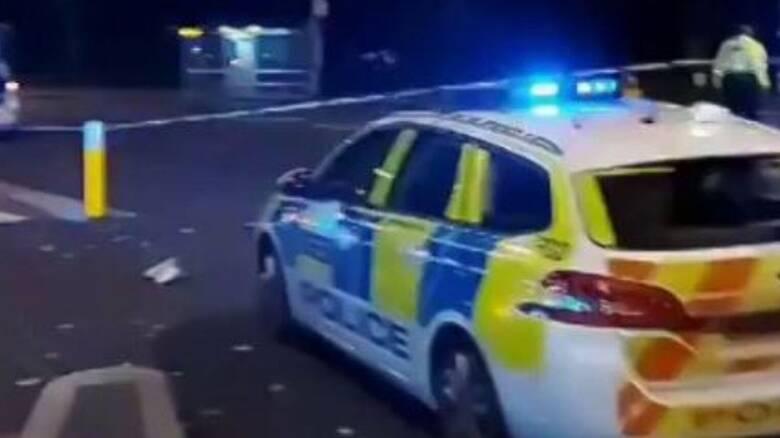 Λονδίνο: Αυτοκίνητο έπεσε σε αστυνομικό τμήμα