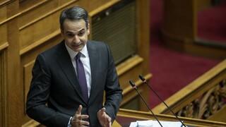 Προσεχώς «σύγκρουση κορυφής»: Ο Μητσοτάκης ενημερώνει για την πανδημία – Ομιλίες πολιτικών αρχηγών
