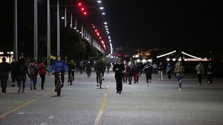 Κορωνοϊός: Τι αλλάζει στην άσκηση από την Παρασκευή