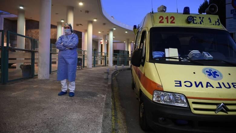 Κορωνοϊός: Κατέληξαν τρεις ασθενείς στη Θεσσαλονίκη