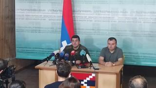 «Φταίει όλο το αρμενικό έθνος»: Δραματικές δηλώσεις από τον πρόεδρο του Ναγκόρνο Καραμπάχ