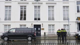 Ολλανδία: Πυροβολισμοί στην πρεσβεία της Σαουδικής Αραβίας