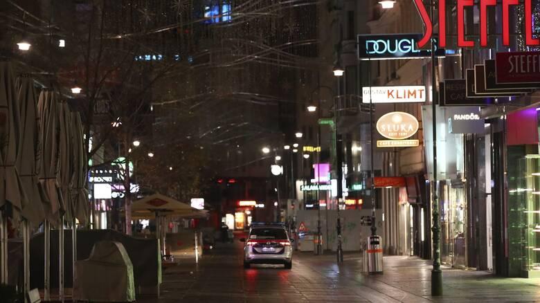Αυστρία – Κορωνοϊός: Παρατείνεται η απαγόρευση νυκτερινής εξόδου