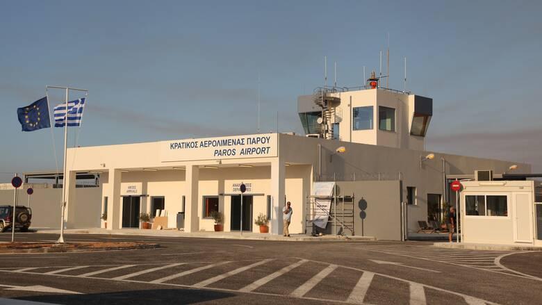 Ένα μεγάλο έργο για το νησί της Πάρου εξασφαλίζει τη χρηματοδότησή του