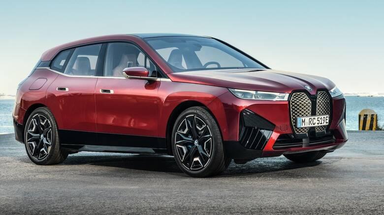 Αυτοκίνητο: Η καινούργια ηλεκτρική iX είναι η νέα τεχνολογική ναυαρχίδα της BMW