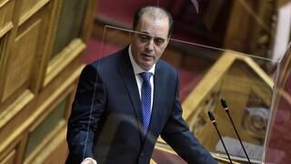 Βουλή: Η αναφορά του Βελόπουλου στη δωρεά του Δ. Γιαννακόπουλου και της ΒΙΑΝΕΞ στο Καστελόριζο