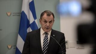 Παναγιωτόπουλος: Καταδικάζουμε τις ενέργειες της Τουρκίας στις θαλάσσιες ζώνες Ελλάδας-Κύπρου