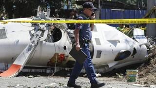 Αίγυπτος: Οκτώ νεκροί από πτώση ελικοπτέρου της Πολυεθνούς Δύναμης Παρατηρητών στο Σινά