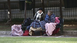 Πάνω από τέσσερα εκατ. άστεγοι στην ΕΕ αντιμετωπίζουν κίνδυνο λόγω COVID 19