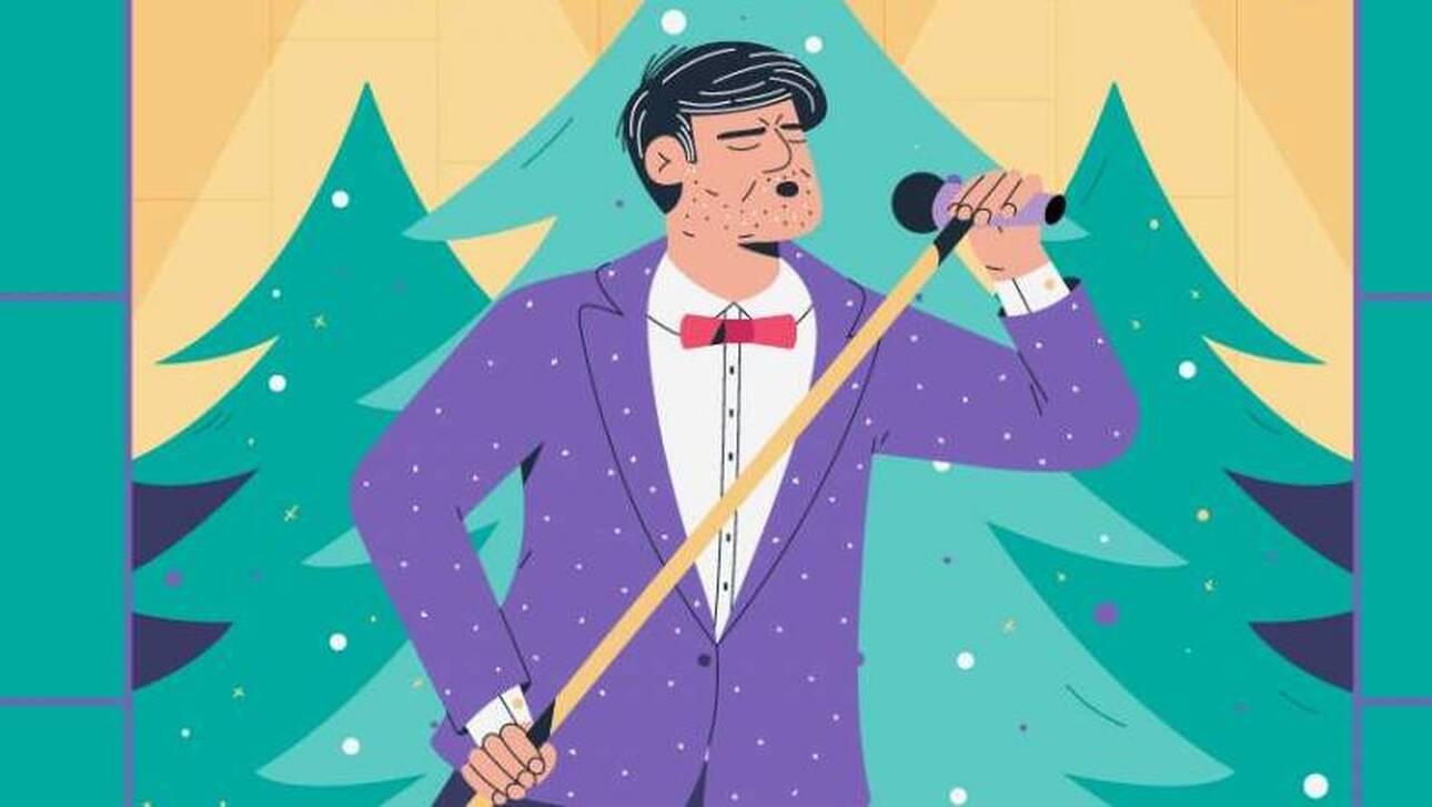 Ο Χριστουγεννιάτικος κόσμος του ΚΠΙΣΝ στις οθόνες μας - ΄Εναρξη με το Φοίβο Δεληβοριά