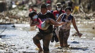 Φιλιππίνες - Τυφώνας Βάμκο: Αυξάνει δραματικά ο αριθμός των νεκρών