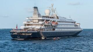 Κορωνοϊός: Νορβηγικό κρουαζιερόπλοιο σταμάτησε στην Καραϊβική όταν βρέθηκαν θετικοί στον ιό επιβάτες