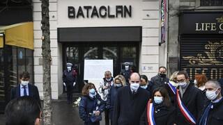 Γαλλία: Φόρος τιμής στα θύματα των τρομοκρατικών επιθέσεων στο Παρίσι του 2015