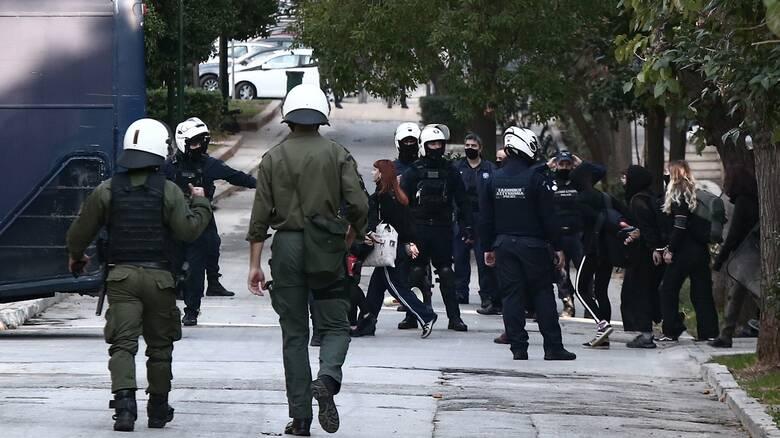 Έφοδος της ΕΛ.ΑΣ. στην Πολυτεχνειούπολη – 24 συλλήψεις