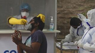 Κορωνοϊός - Ινδία: Πάνω από 8.500 κρούσματα στο Νέο Δελχί μέσα σε μία ημέρα