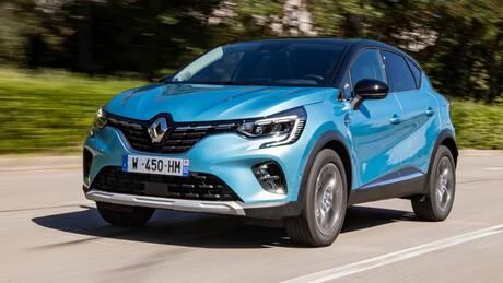 Το νέο Renault Captur Plug-in Hybrid είναι το ιδανικό σύγχρονο crossover
