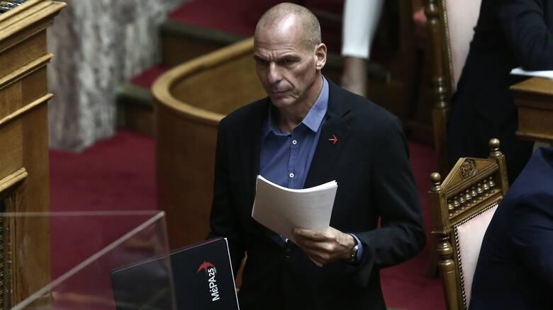 Επέτειος Πολυτεχνείου - ΜέΡΑ25: Ο Χρυσοχοΐδης προανήγγειλε συλλήψεις βουλευτών