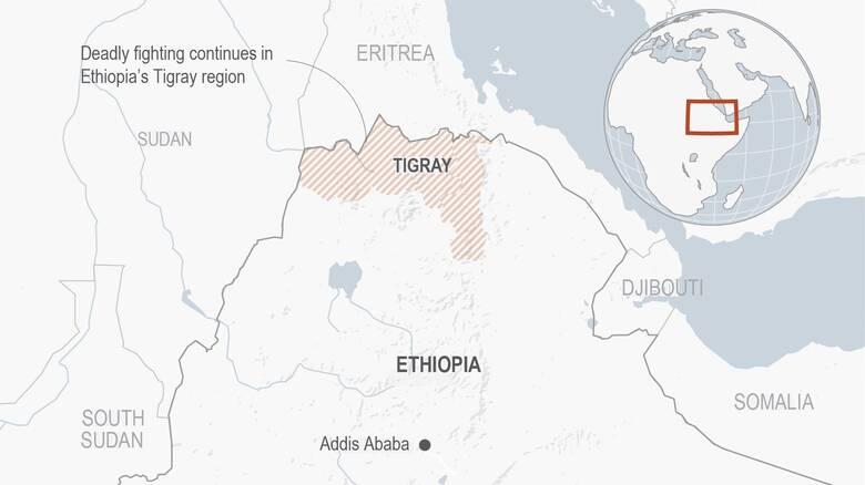 Βαθαίνει η κρίση στην Αιθιοπία: Αιματηρή επίθεση με ρουκέτες σε δύο αεροδρόμια