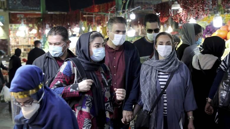 Ιράν: Αυστηρότερα μέτρα για την αντιμετώπιση του τρίτου κύματος κορωνοϊού