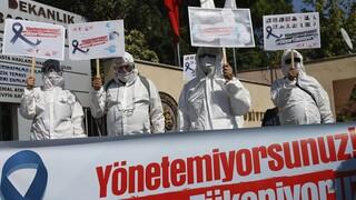 Κορωνοϊός - Τουρκία: Lockdown δύο εβδομάδων ζητά ο δήμαρχος της Κωνσταντινούπολης