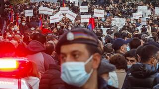 Αρμενία: Απετράπη απόπειρα δολοφονίας του πρωθυπουργού Πασινιάν