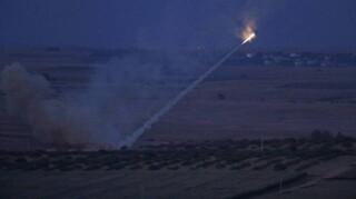 Λωρίδα της Γάζας: Επίθεση με ρουκέτες στο Ισραήλ