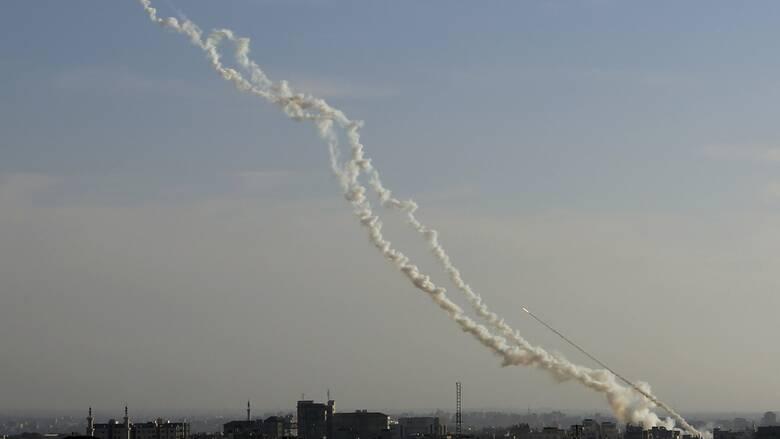 Λωρίδα της Γάζας: Νέα εκατέρωθεν πλήγματα μεταξύ Χαμάς και ισραηλινού στρατού