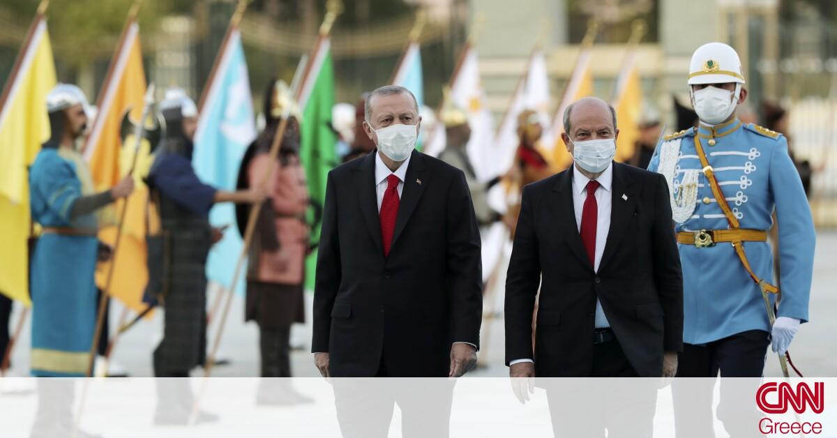 Φιέστα Ερντογάν στην κατεχόμενη Κύπρο με …πικνίκ στα Βαρώσια