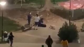 Κορωνοϊός - Καρδίτσα: Οργή μετά τη βίαιη σύλληψη 22χρονης που δεν τήρησε τα μέτρα