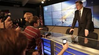 Πόσο επηρεάζουν τα «συμπτώματα κορωνοϊού» του Έλον Μασκ τη νέα διαστημική αποστολή της NASA;