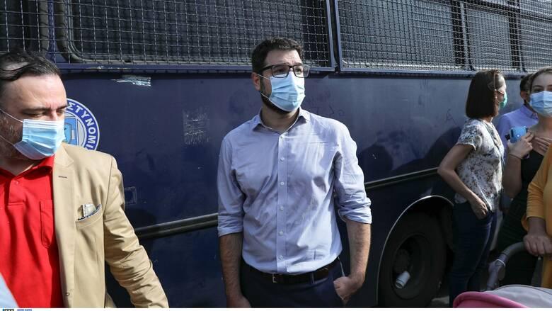 Ηλιόπουλος: Χρειαζόμαστε «εμβόλιο» ενάντια στις ιδεοληψίες της ΝΔ