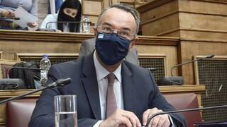Σταϊκούρας : «Ασπίδα προστασίας» απέναντι στο οικονομικό έγκλημα στήνει η κυβέρνηση