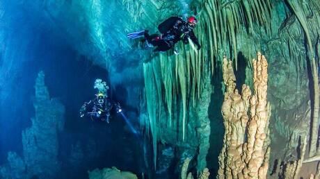Οι εξερευνητές των βυθών (Μέρος 2ο: Σπήλαια και σπηλαιοκαταδύσεις)