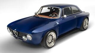 H πανέμορφη, κλασική Alfa Romeo Giulia GTA είναι πλέον και ηλεκτρική