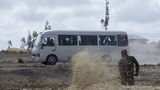 Αιθιοπία: Τουλάχιστον 34 νεκροί μετά από επίθεση σε λεωφορείο