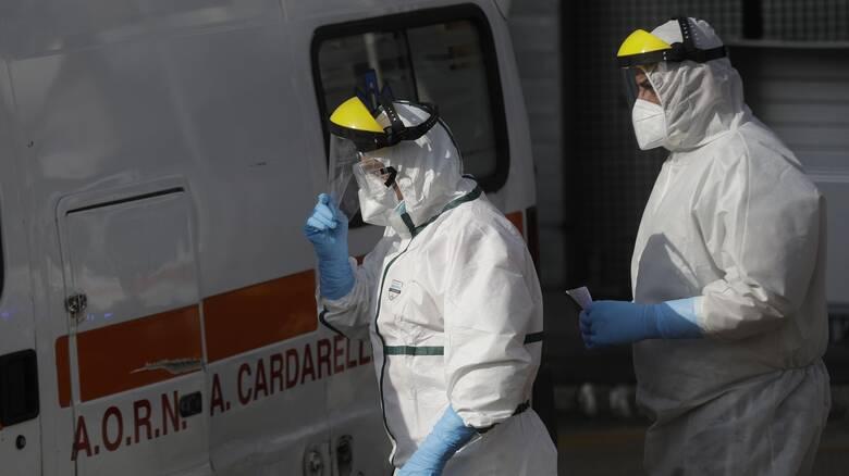 Κορωνοϊός - Ιταλία: Μείωση ημερήσιων κρουσμάτων και τεστ - 546 νεκροί σε μία μέρα