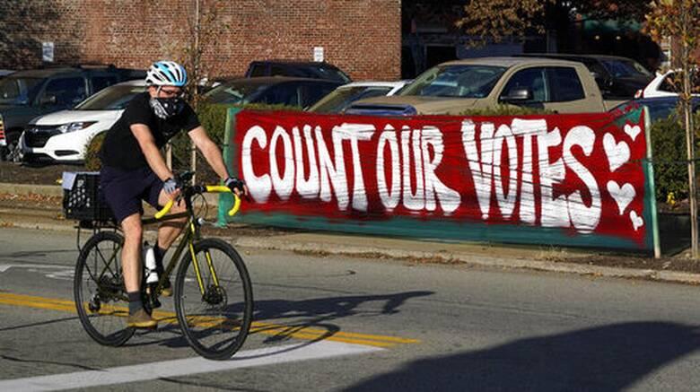 Εκλογές ΗΠΑ: Τροποποίησε την αγωγή του στην Πενσιλβάνια ο Τραμπ - Τι υποστηρίζει