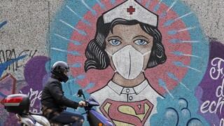 Συνεχίζει να «καλπάζει» ο κορωνοϊός: Νέο αρνητικό ρεκόρ κρουσμάτων παγκοσμίως