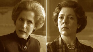 The Crown: Ολίβια Κόλμαν και Τζίλιαν Άντερσον περιγράφουν τη συνάντησή τους με την Ελισάβετ