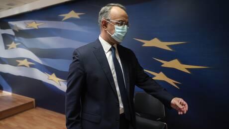 Σταϊκούρας: Πάνω από 10% ύφεση φέτος – Τέλος της εβδομάδας οι αιτήσεις για την επιστρεπτέα 4