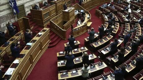 Ψήφισμα διαμαρτυρίας για την απαγόρευση συναθροίσεων από αντιπροσωπεία ΣΥΡΙΖΑ, ΚΚΕ και ΜέΡΑ25