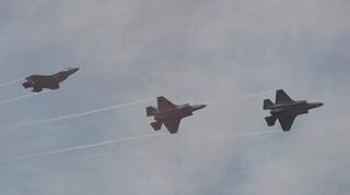 Πολεμική Αεροπορία: Ξεκίνησαν οι διαδικασίες για αγορά τουλάχιστον 18 μαχητικών F-35