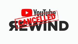 Το YouTube δεν θα παρουσιάσει τη συλλογή «Rewind» το 2020
