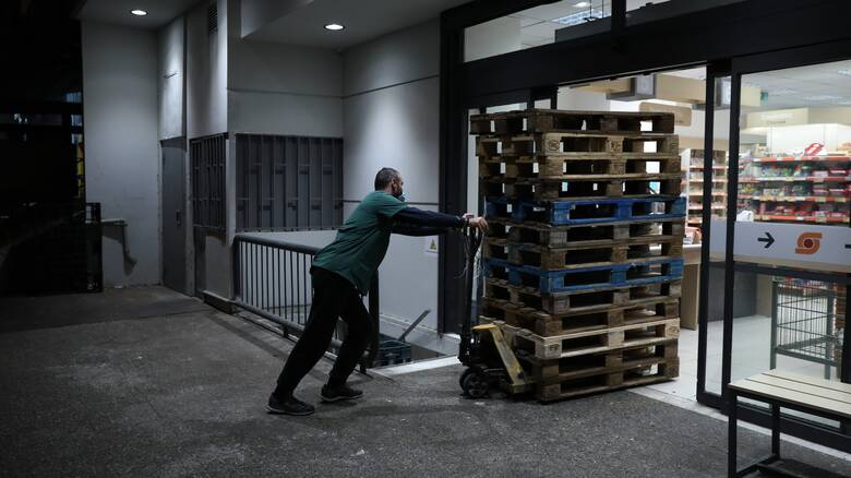 Lockdown: Πώς θα λειτουργούν τα σούπερ μάρκετ - Αναλυτικά το ωράριο