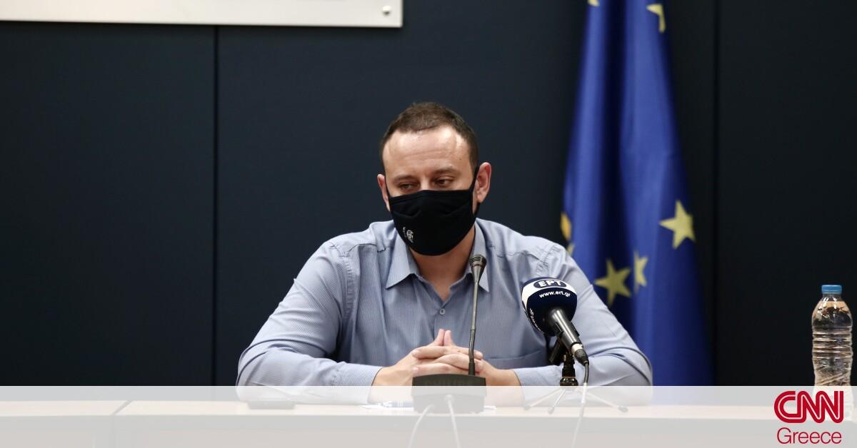 Κορωνοϊός – Μαγιορκίνης: Πενταπλάσιο το επιδημικό φορτίο στη Θεσσαλονίκη σε σύγκριση με την Αθήνα
