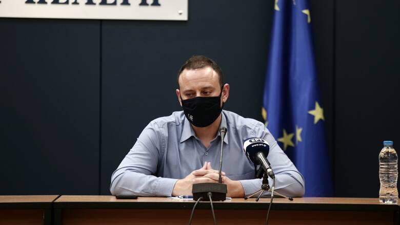 Κορωνοϊός - Μαγιορκίνης: Πενταπλάσιο το επιδημικό φορτίο στη Θεσσαλονίκη σε σύγκριση με την Αθήνα